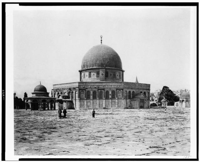 [Dome of the Chain - Dome of the Rock] / P. Bergheim.