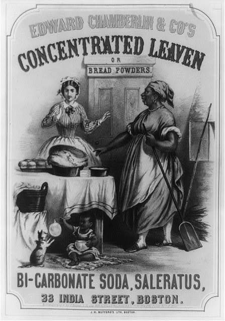 Edward Chamberlin & Co's concentrated leaven or bread powders