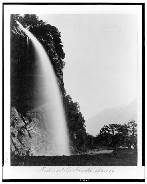 Falls of La Froda, Airolo