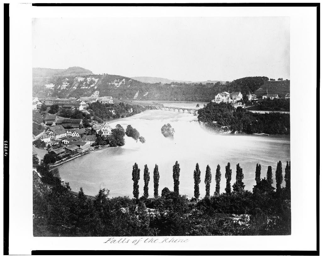 Falls of the Rhine