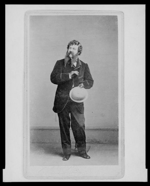 [Frank S. Chanfrau, actor, full-length portrait in costume, facing front]