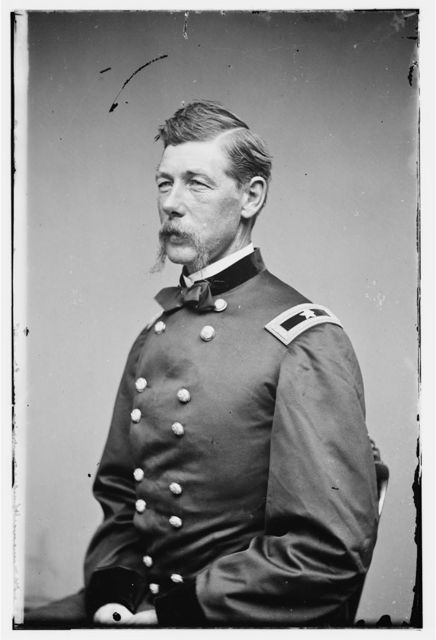 Gen. Alex Shaler of N.Y.