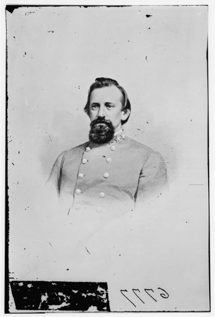 Gen. Alfred J. Vaughn, Col. of 13th Tenn. Inf, C.S.A. lost leg at All[?]