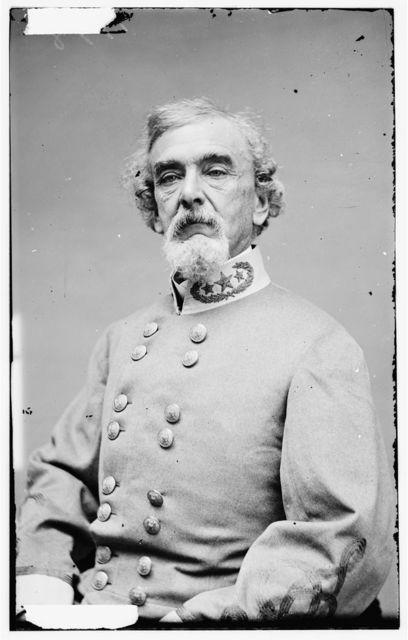 Gen. Benjamin Huger, CSA