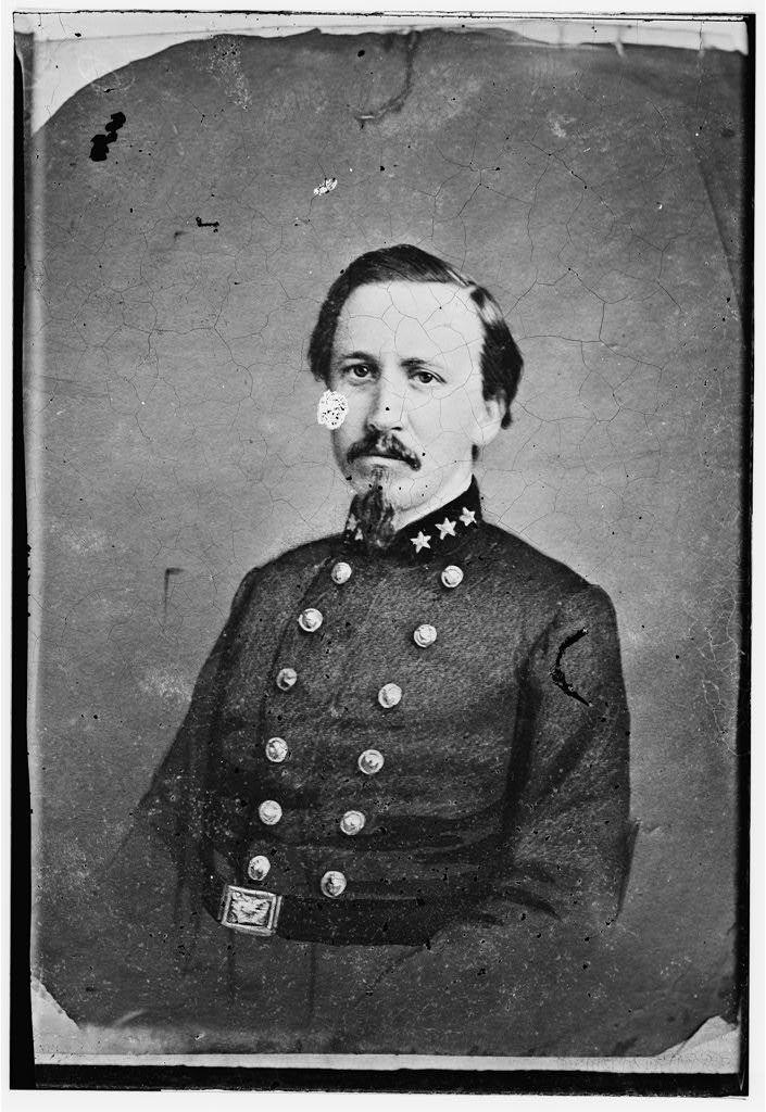 Gen. B.T. Johnson, Col. 1st [...] Inf., C.S.A.