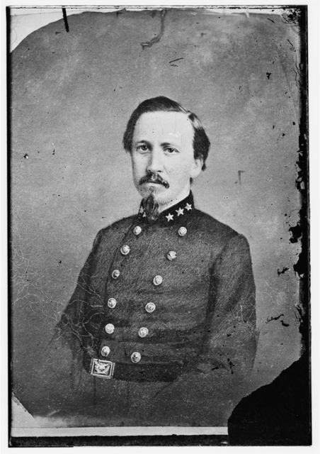 Gen. B.T. Johnson, Col. 1st [...] Inf., C.S.A.