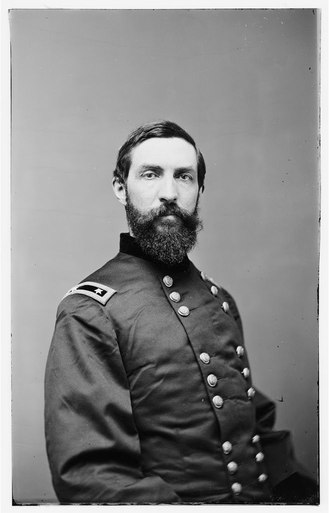 Gen. C.C. Andrews of Minn