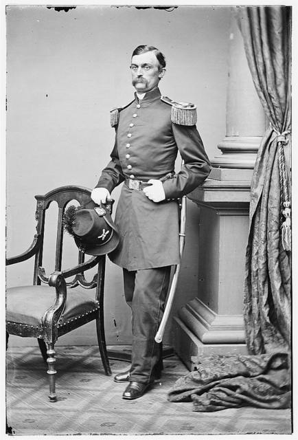 Gen. Charles Griffin as (CAPTAIN)