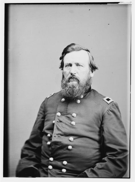 Gen. Charles R. Woods, Col. of 76th Ohio Inf.