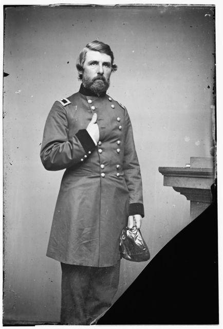 Gen. Charles Smith Hamilton, Col. 3rd Wisc.