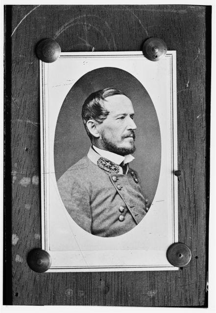 Gen. Daniel W. Adams, C.S.A.