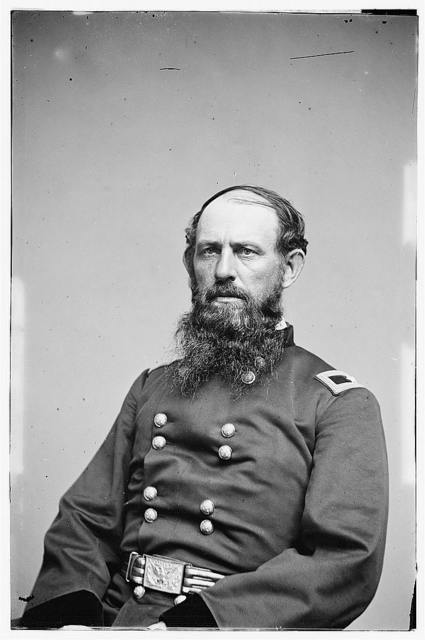 Gen. E.B. Tyler, Col. of 7th Ohio Inf.