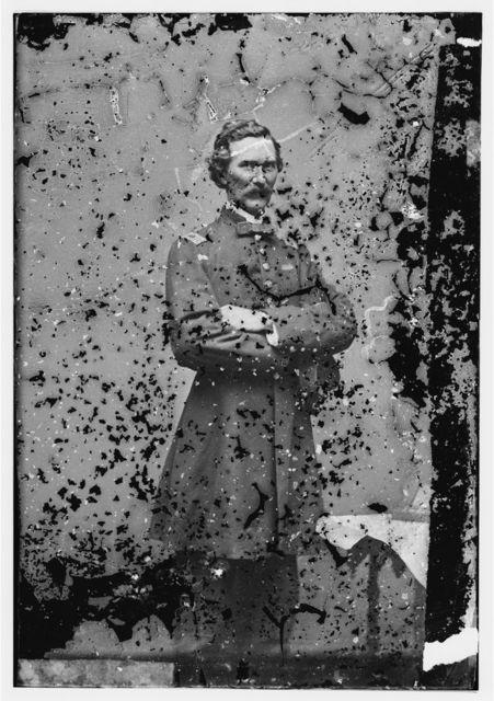 Gen. H[enry] F. Clarke