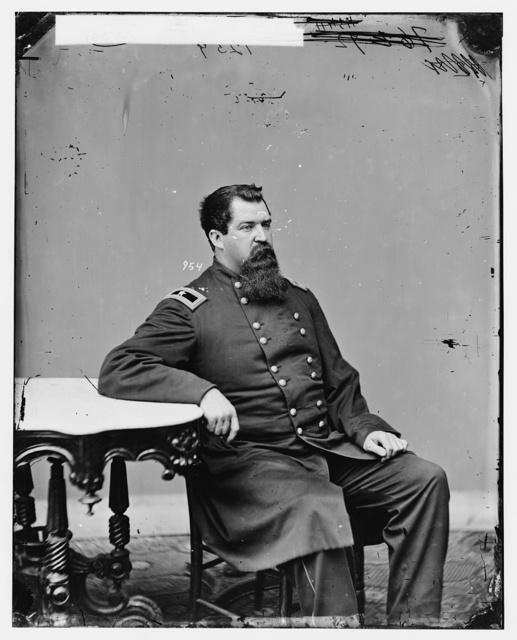Gen. H.L. Brian, U.S.A.