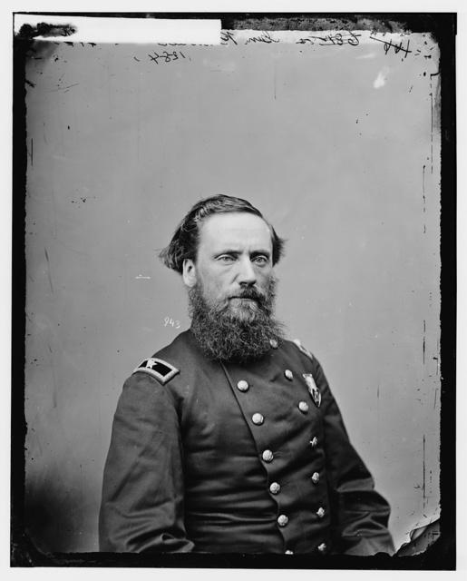 Gen. H.M. Plaisted, U.S.A.