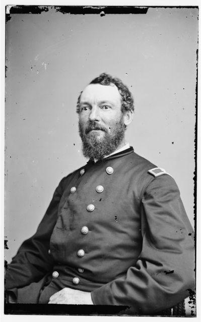 Gen. James Wilson, Col. 13th Iowa Cav.