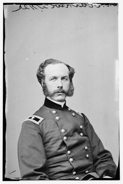 Gen. J.C. Starkweather of Wisc.