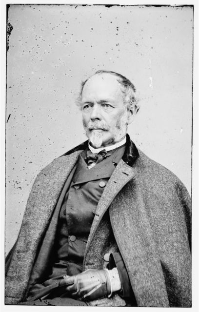 Gen. J.E. Johnston, C.S.A.