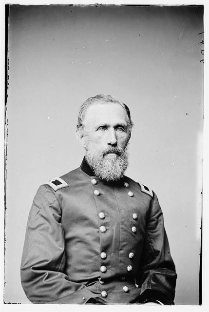 Gen. J.G. Barnard