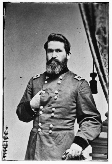 Gen. J.G. Blunt