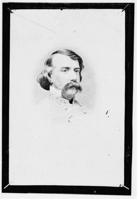 Gen. John M. Jones, C.S.A.