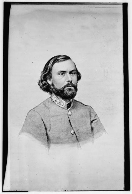 Gen. John W. Frazer, Col. of 28th Ala Inf. CSA