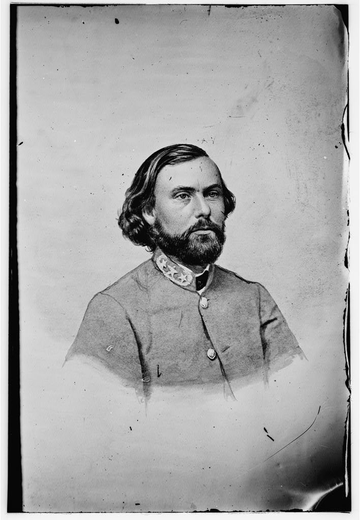 Gen. John W. Frazer, C.S.A.