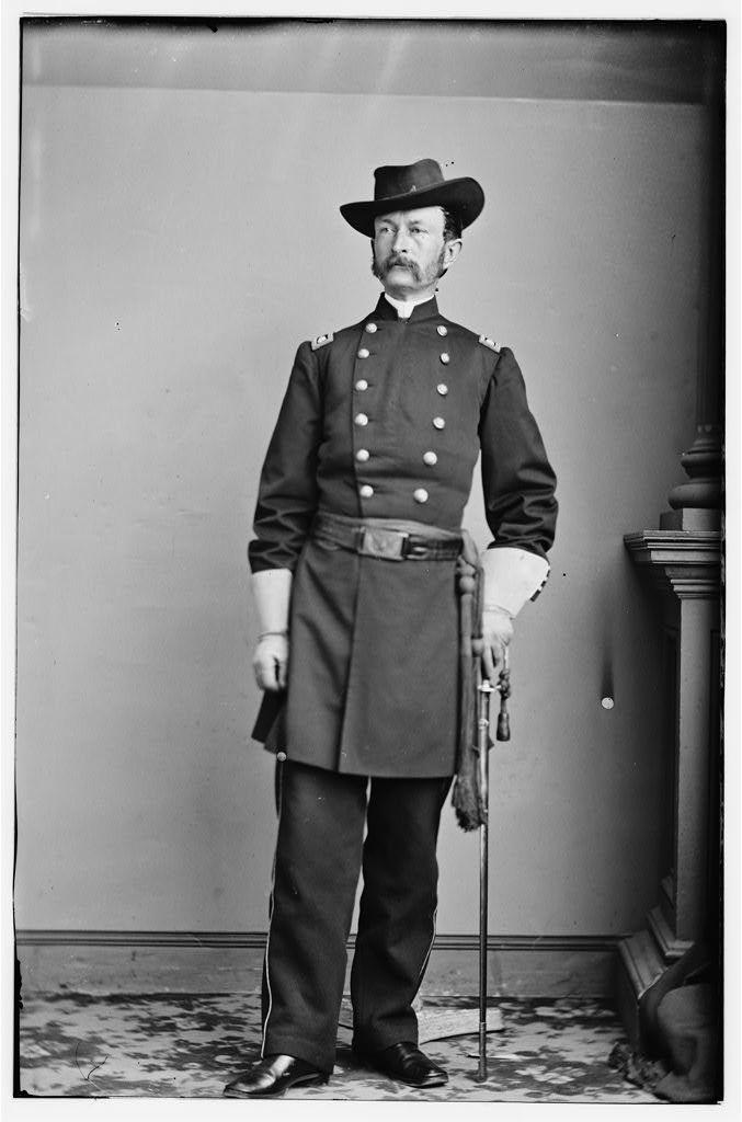 Gen. L. Richmond [...] Brig. Gen.