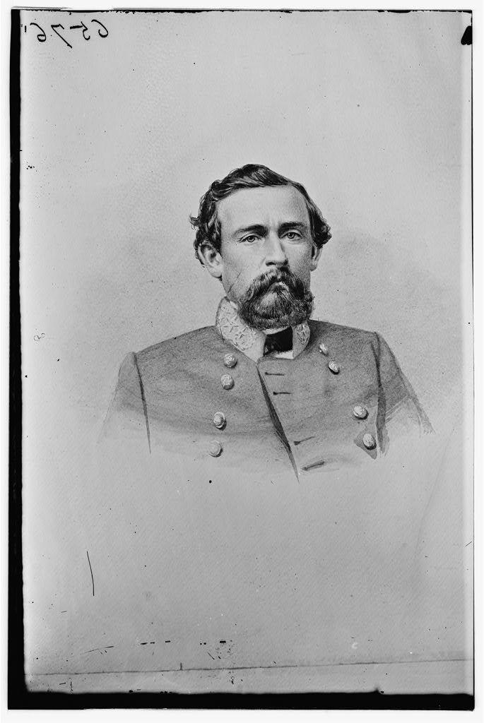 Gen. Lawrence S. Baker, C.S.A.