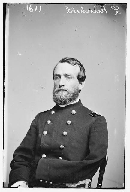 Gen. Lucius Fairchild, Col. 2nd Wisc Regt