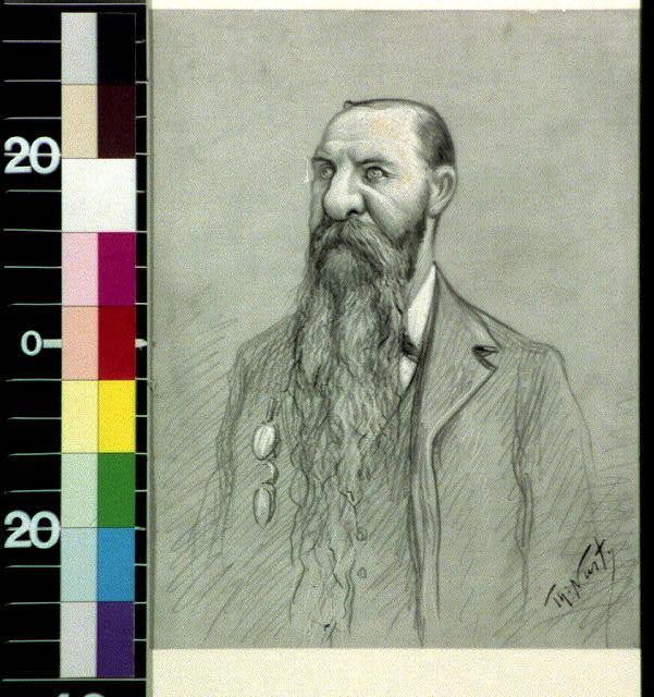 Gen. Mitchell, Oregon