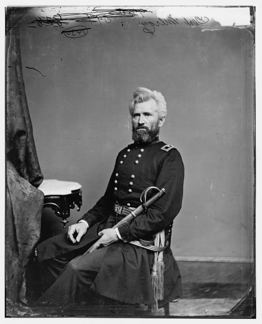 Gen. R.H. Milroy, U.S.A.