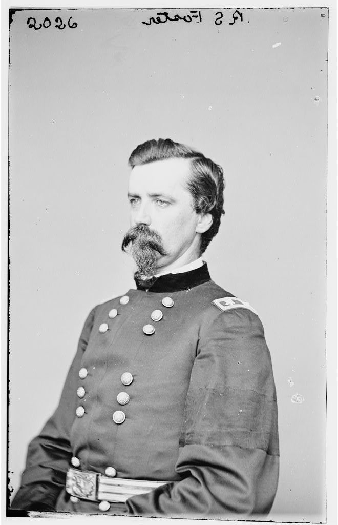Gen. Robert S. Foster, Col. 13th Ind Inf From Indiana