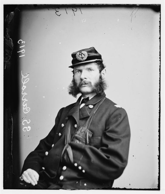 Gen. Samuel S. Carroll, Col of 18th Ohio Inf