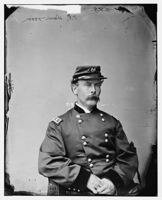 Gen. T.C. Devin, U.S.A.