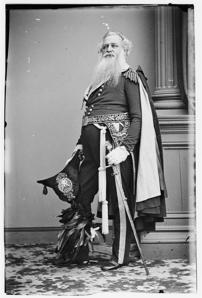 Gen. Townsend USA