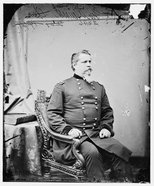 Gen. W.S. Hancock, U.S.A.