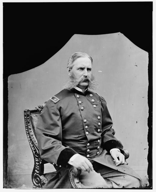 General C.C. Augur, U.S.A.