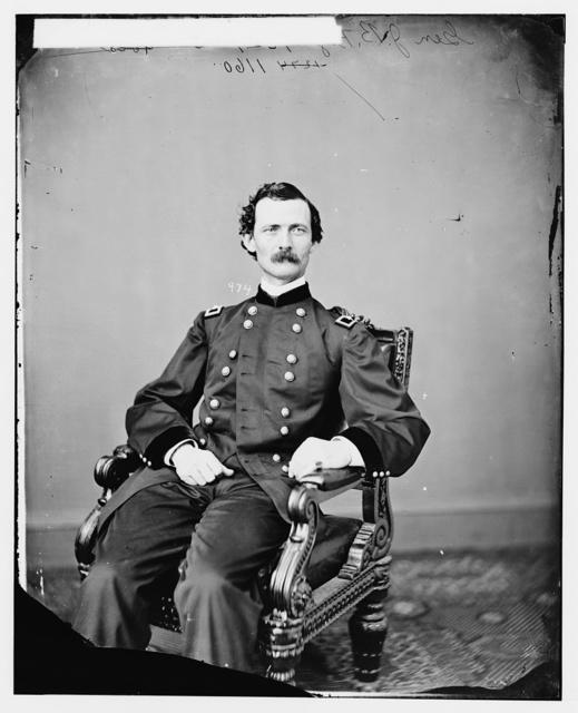 General J.B. Fry