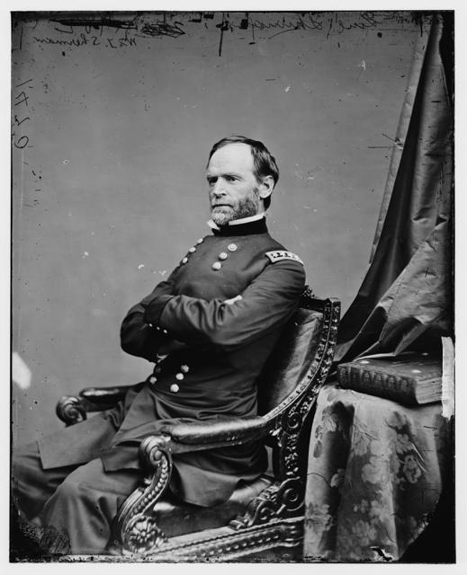 General Wm. T. Sherman U.S.A.