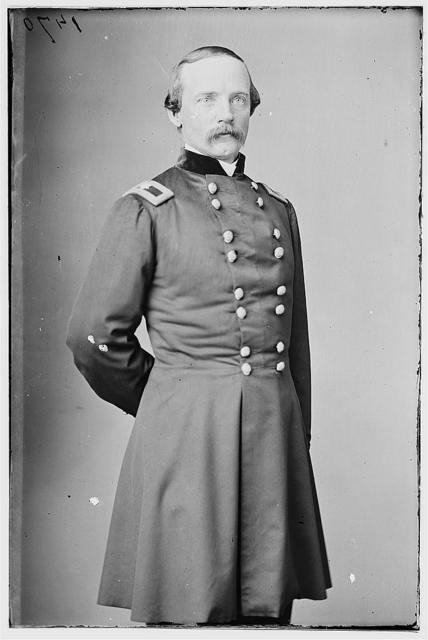 George L. Andrews, Col. of 2nd Mass Inf.