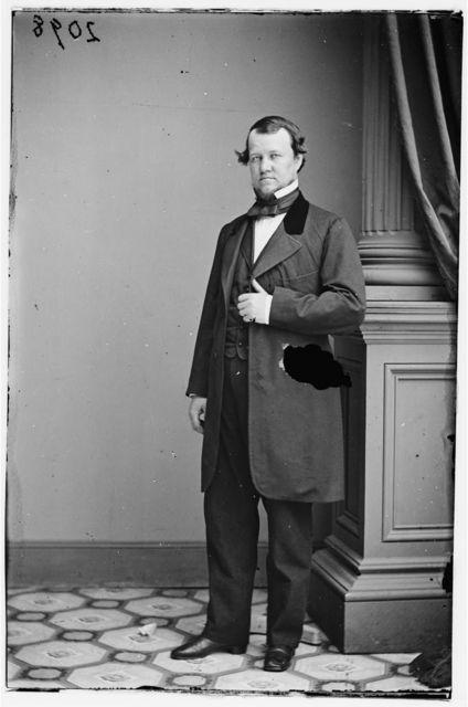 G.W. Smith, CSA