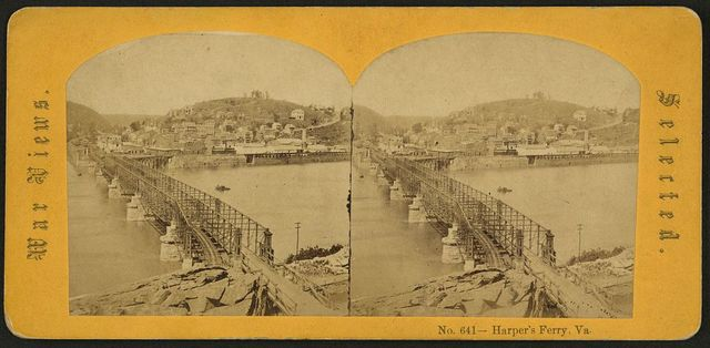 Harper's Ferry, VA, no. 641 / George Stacy.