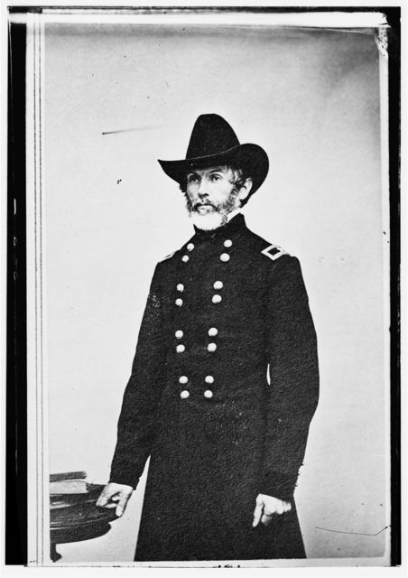 Harry W. Wessells, Col of 8th Kan Inf
