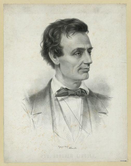 Hon. Abraham Lincoln,