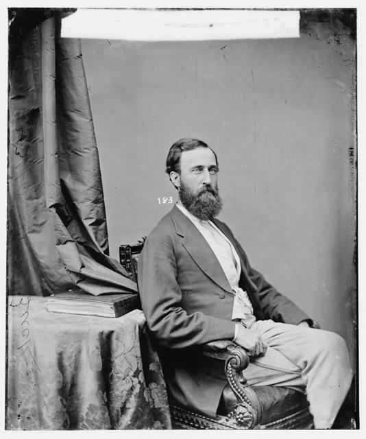 Hon. Alfred Eliab Buck of Ala.