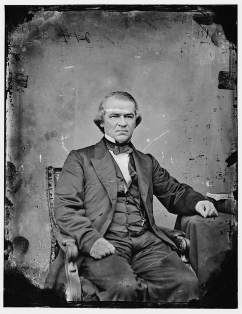 Hon. Andrew Johnson