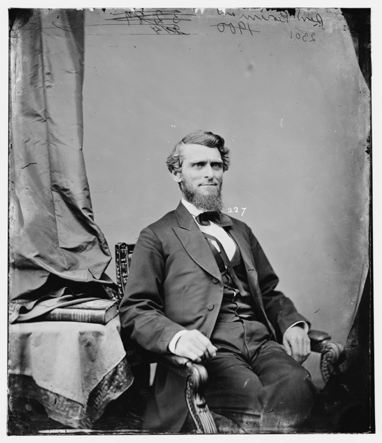 Hon. Arthur Ingrham Boreman
