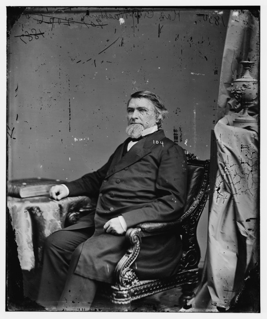 Hon. Cadwallader Colden Washburn of Wisc