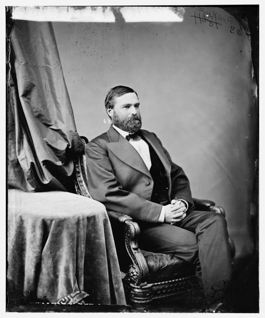Hon. Charles Hays of ALA